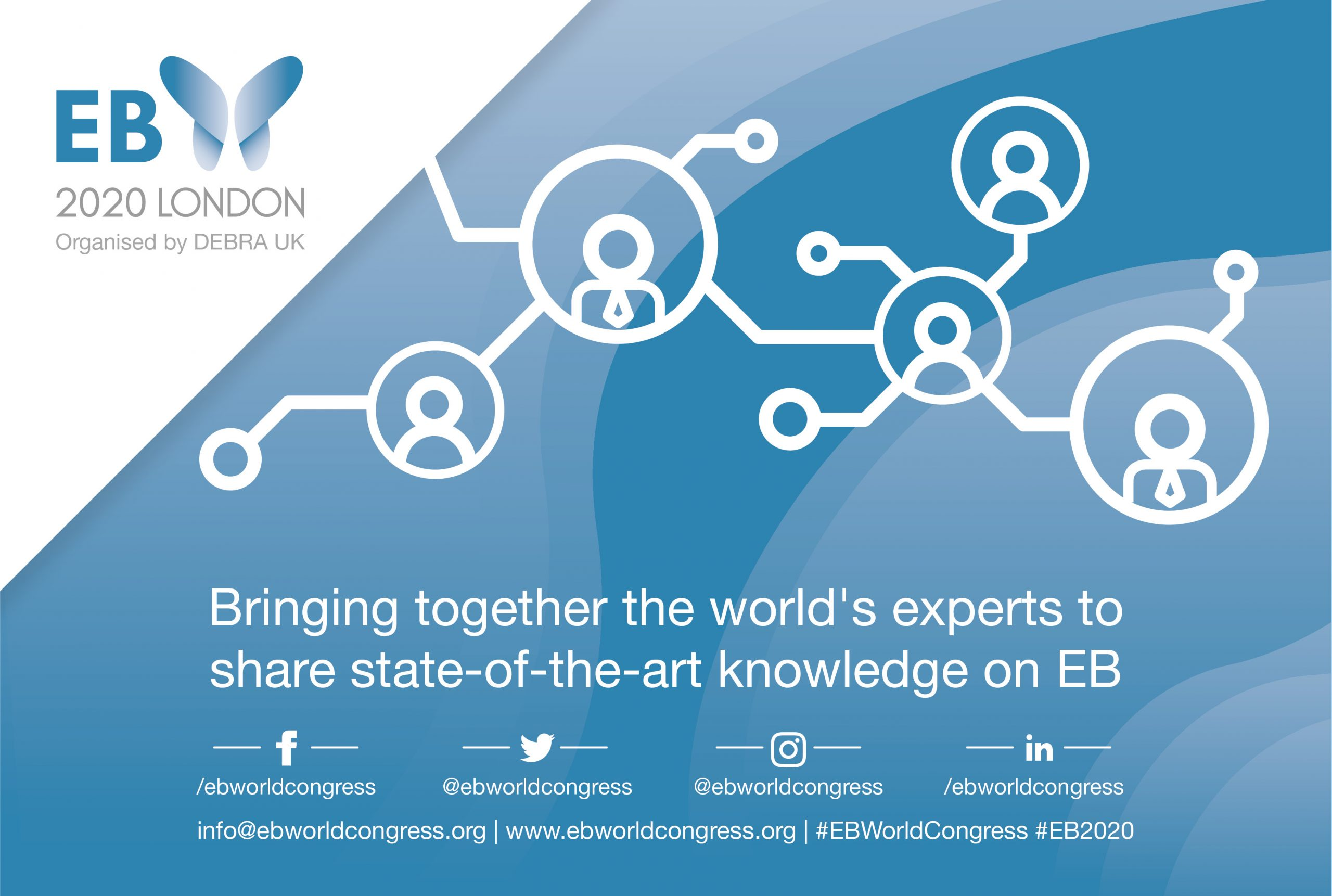 EB World Congress 2020 in London