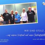 35 Jahre IEB DEBRA Deutschland – Wir sind stolz auf unseren Vorstand und unsere Geschäftsstelle