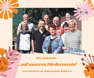 35 Jahre IEB DEBRA Deutschland – Wir sind stolz auf unseren Förderverein