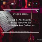 35 Jahre IEB DEBRA Deutschland – Wir sind stolz auf die Benfizkonzerte des Hinterland Jazz Orchestras